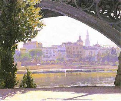 Exposición: Los paisajes de Amalio (1922-1995) en Fundación Amalio Sevilla