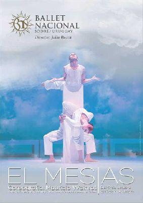 Danza: El Mesías en el Teatro de la Maestranza de Sevilla