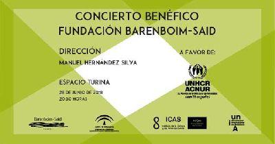 Concierto de la Fundación Barenboim-Said en el Espacio Turina de Sevilla 2018