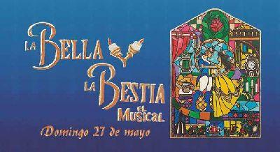 Musical: La Bella y la Bestia en el Cartuja Center de Sevilla 2018