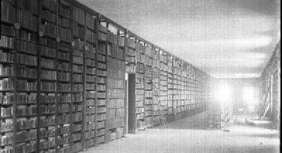 Exposición: sobre la biblioteca de la Universidad en el CICUS