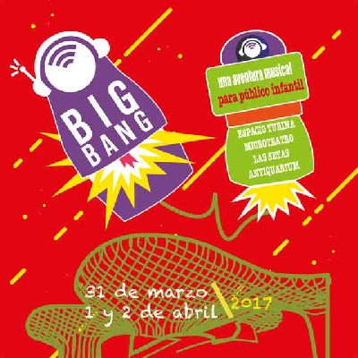 Big Bang Festival 2017 Sevilla