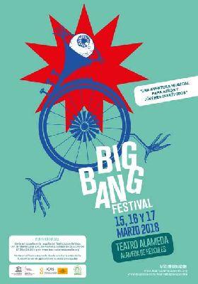 Big Bang Festival 2018 Sevilla