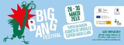 Cartel del Big Band Festival 2019 en Sevilla