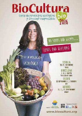 Biocultura 2016 Sevilla en Fibes