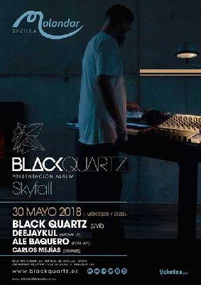 Concierto: Black Quartz en Malandar Sevilla 2018
