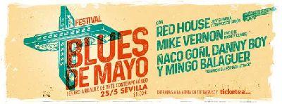 Concierto: Blues de Mayo 2018 en el CAAC de Sevilla