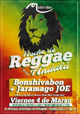 Concierto: Bonshivabon y Jaramago Joe en Malandar Sevilla