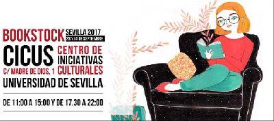 Bookstock Sevilla 2017 en el CICUS