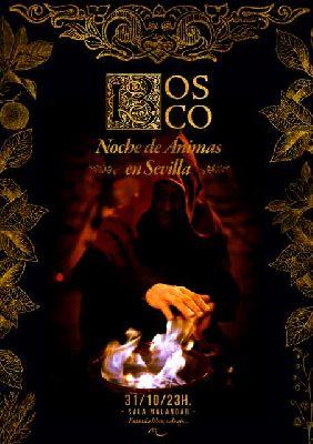 Concierto: Bosco presenta Noche de Ánimas en Malandar Sevilla 2018