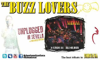 Concierto: The Buzz Lovers (especial Unplugged) en Malandar Sevilla