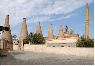 Fotografía del Centro Andaluz de Arte Contemporáneo (CAAC) de Sevilla