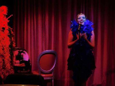 Foto promocional del espectáculo Las mujeres que hay en mi