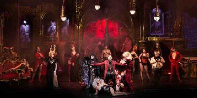 Espectáculo: Cabaret maldito en el Charco de la Pava de Sevilla