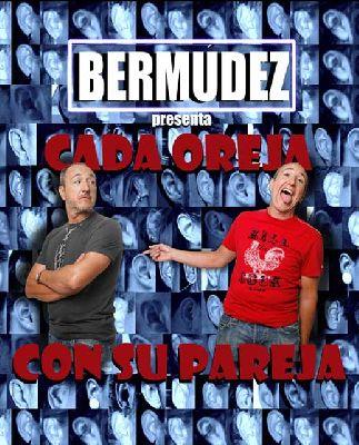 Teatro: Cada oreja con su pareja con Bermúdez en el Quintero