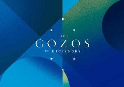 Cartel de los Gozos de diciembre 2019 en Cajasol Sevilla