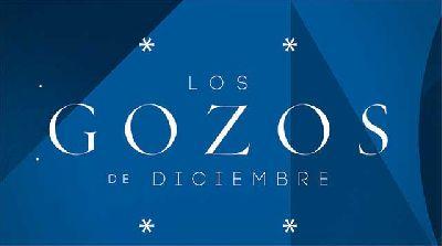 Cartel de los Gozos de diciembre 2020 en Cajasol Sevilla