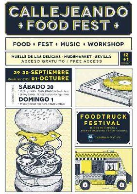 XIII Callejeando Food Fest en Sevilla (otoño 2017)