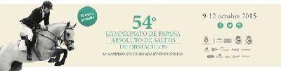 Campeonato de España de Salto de Obstáculos en Sevilla 2015