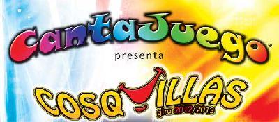 Cantajuego Cosquillas en Sevilla (Fibes)