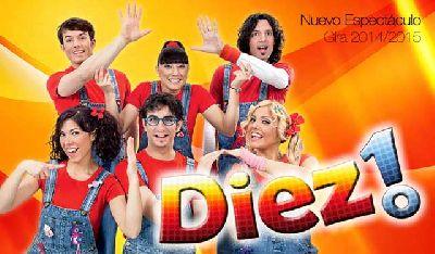 CantaJuego Diez en Fibes Sevilla