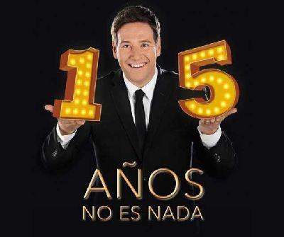 Humor: Carlos Latre 15 años no es nada en el Teatro Lope de Vega de Sevilla