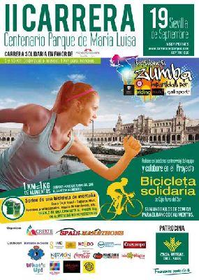 II Carrera Centenario del Parque de María Luisa de Sevilla
