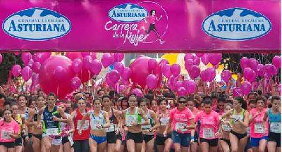 XI Carrera de la Mujer de Sevilla 2016