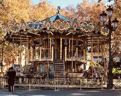 Pistas de hielo y atracciones en Sevilla (Navidad 2017-2018)