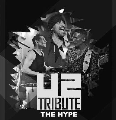 Concierto: The Hype (tributo a U2) en Malandar Sevilla (febrero 2018)