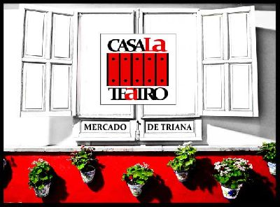 Programación de Casa La Teatro Sevilla (marzo 2014)