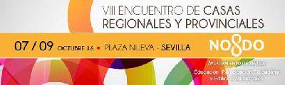 VIII Encuentro de Casas Regionales España en Sevilla 2016