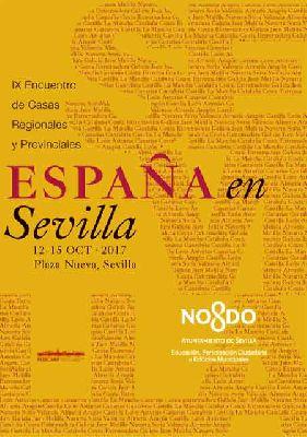 IX Encuentro de Casas Regionales España en Sevilla 2017