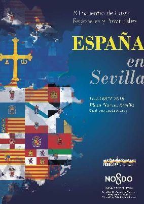 X Encuentro de Casas Regionales España en Sevilla 2018