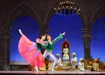 Danza: El Cascanueces por Ballet Nacional Estonia en el Maestranza Sevilla