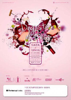 Cata Musical de Vinos en el Hotel Fontecruz Sevilla