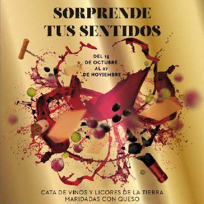 Cata Musical de Vinos en Hotel Doña María (noviembre 2014)