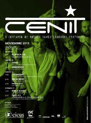 Teatro: V CENIT en el Centro TNT-Atalaya Sevilla