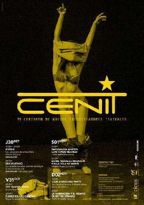 Teatro: VI CENIT en el Centro TNT-Atalaya Sevilla