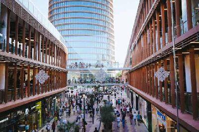 Foto del Centro Comercial Torre Sevilla