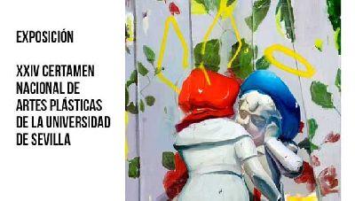 Exposición XXIV Certamen de Artes Plásticas Universidad de Sevilla