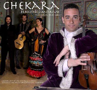 Concierto: Chekara en las Noches de la Buhaira Sevilla