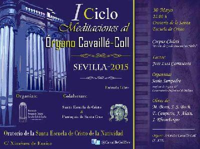 Concierto: Corpus Christi en Ciclo Cavaillé-Coll de Sevilla