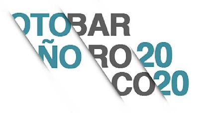 Cartel del ciclo Otoño Barroco 2020 en el Espacio Turina de Sevilla