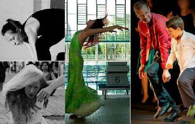 Foto promocional de CICUS en abierto - danza en Sevilla 2021