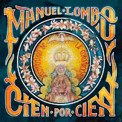 Portada del disco Cien por cien de Manuel Lombo