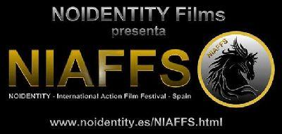 Cartel del Festival Internacional de Cine de Acción de España (NIAFFS 2019)
