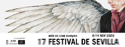 Cartel del XVII Festival de Cine Europeo de Sevilla