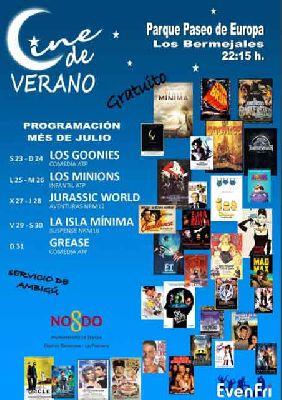 Cine de Verano Bellavista - La Palmera de Sevilla (2016)