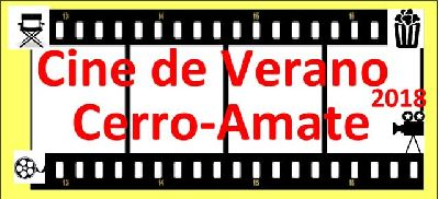 Cine de Verano en el Distrito Cerro-Amate de Sevilla (2018)